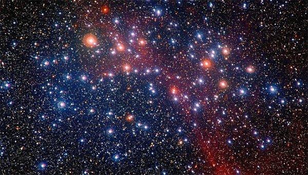 Vệt sáng xoáy này có thể là dấu vết của một vũ trụ đã chết, tồn tại trước vũ trụ mà ta đang biết