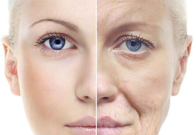 Vì sao nếp nhăn lại xuất hiện khi ta già đi?