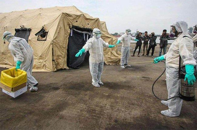 WHO công bố đợt bùng phát thứ 10 dịch Ebola ở Congo
