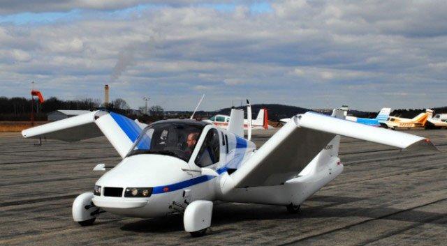 Xe bay đầu tiên trên thế giới sắp bán ra ở Mỹ tháng sau