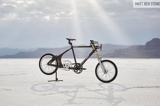 Xem kỷ lục chiếc xe đạp chạy nhanh nhất hành tinh với tốc độ lên tới 295km/h, ngang ngửa với xe hơi