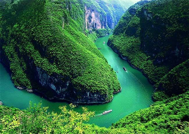 10 điều kỳ thú về sông Dương Tử - con sông có đập Tam Hiệp khổng lồ chắn ngang