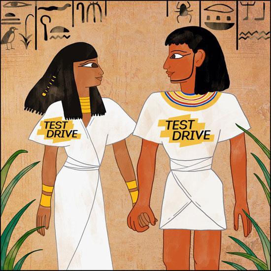 10 sự thật trời ơi tin được không rất ít người biết về Ai Cập thời cổ đại