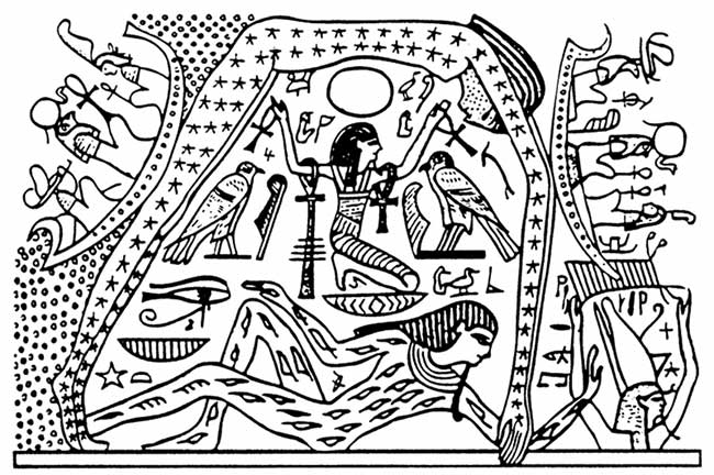 10 vị thần được sùng bái nhất Ai Cập cổ đại