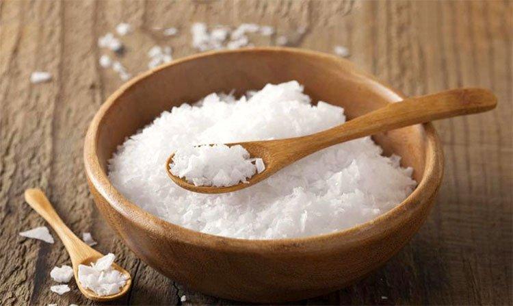 13 vấn đề sức khỏe thông thường có thể xử lý bằng muối