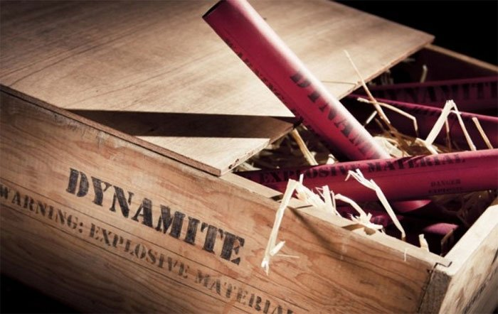 3 điều bạn chưa biết về thuốc nổ dynamite - phát minh quan trọng của Alfred Nobel