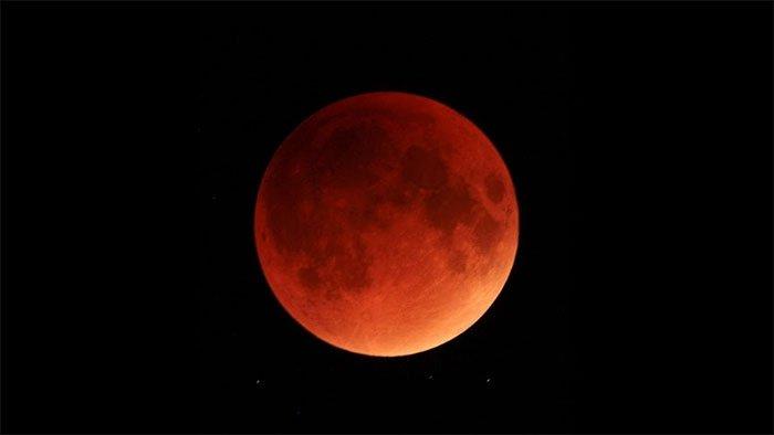 3 siêu trăng, 1 trăng máu và 1 trăng xanh trong năm 2021