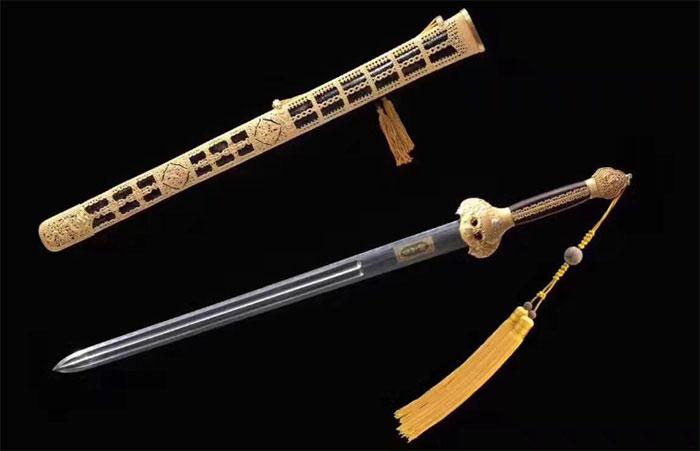 3 thanh tuyệt thế cổ kiếm vô giá nhất thế giới