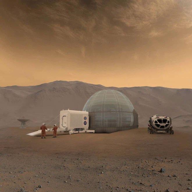 3 trở ngại lớn khiến kế hoạch đưa người lên định cư sao Hỏa vào năm 2026 của Elon Musk vẫn phi thực tế