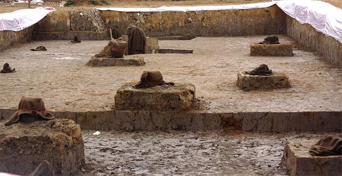 4 bãi cọc Bạch Đằng phát lộ sau hàng trăm năm