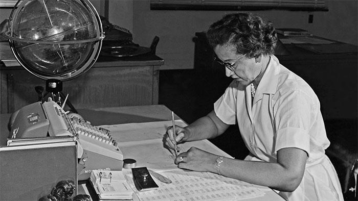 4 đóng góp để đời của nữ anh hùng thầm lặng ở NASA