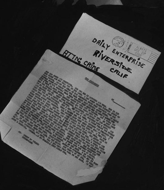 4 mật mã 'cân não' trong những kỳ án sát nhân hàng loạt khiến cảnh sát và FBI cũng phải chịu thua