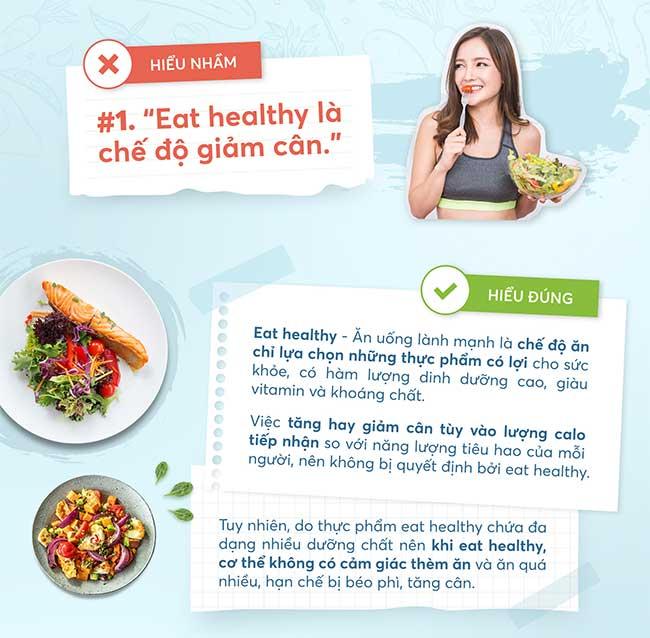 5 hiểu lầm to đùng về chuyện Eat Healthy, ngay cả người theo lâu năm vẫn có thể mắc phải