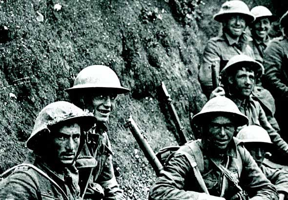 5 trận chiến đơn lẻ đẫm máu nhất lịch sử nhân loại: Xác người chất đống