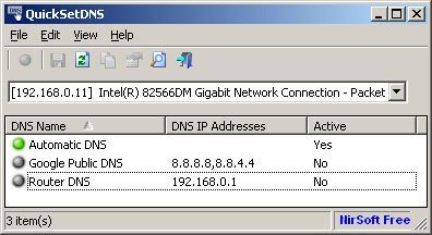 6 phần mềm thay đổi DNS tốt nhất cho Windows