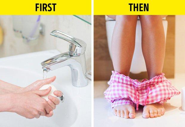 6 thói quen vệ sinh cá nhân cực sai lầm chúng ta vẫn làm mỗi ngày
