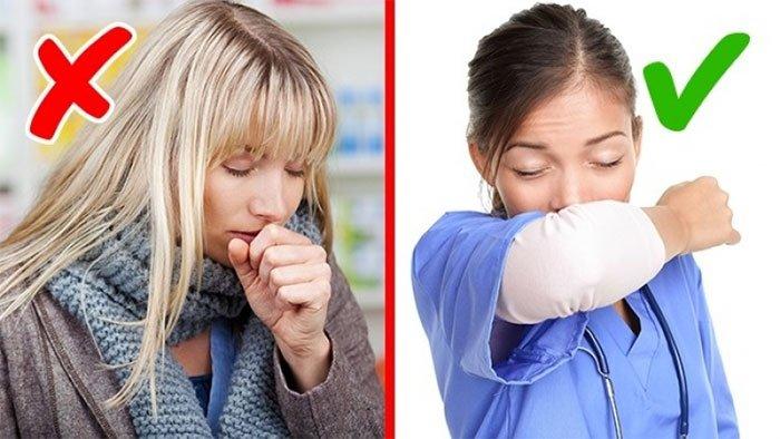 7 việc cần làm khi bị sốt, ho, đau họng, khó thở