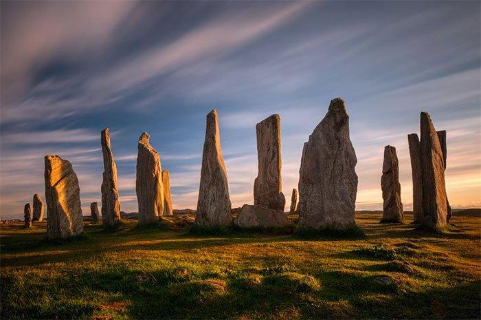 7 vòng tròn đá bí ẩn rải rác khắp thế giới