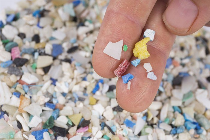 73.000 mảnh nhựa đi vào cơ thể người mỗi năm