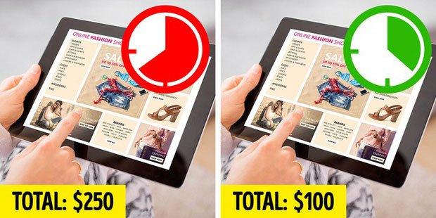 8 bí kíp giúp bạn thoát khỏi thiên la địa võng bẫy đốt tiền khi mua sắm online