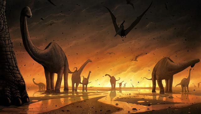 8 sự kiện đại tuyệt chủng trong lịch sử đã suýt xoá sổ sự sống khỏi Trái đất