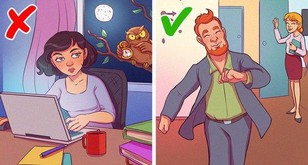 9 quy tắc nhất định phải làm theo để có một cuộc đời dễ dàng
