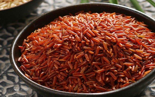 9 tác dụng tuyệt vời của gạo lứt