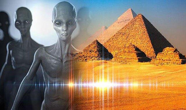 Ai Cập khẳng định Kim tự tháp không phải do người ngoài hành tinh xây dựng