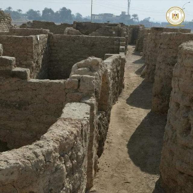 Ai Cập phát hiện thành phố cổ hoành tráng hơn 3.000 tuổi bị vùi trong cát