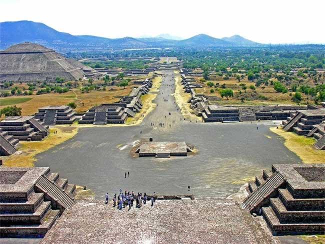 Ai là người đã xây dựng vùng đất Teotihuacan cổ xưa đầy bí ẩn này?