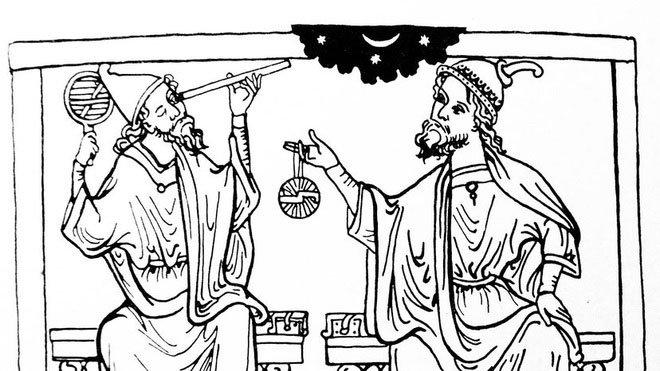 Ai là nhà khoa học hiện đại đầu tiên?