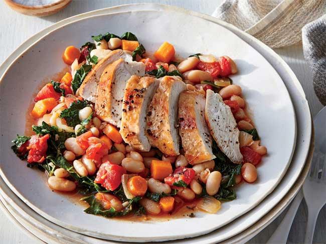 Ăn 3 tách đậu mỗi tuần, đẩy lùi cao huyết áp và cholesterol xấu