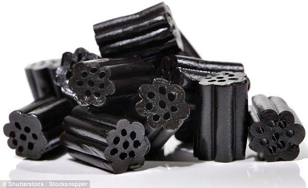 Ăn quá nhiều cam thảo đen có thể gây tình trạng nhịp tim bất thường