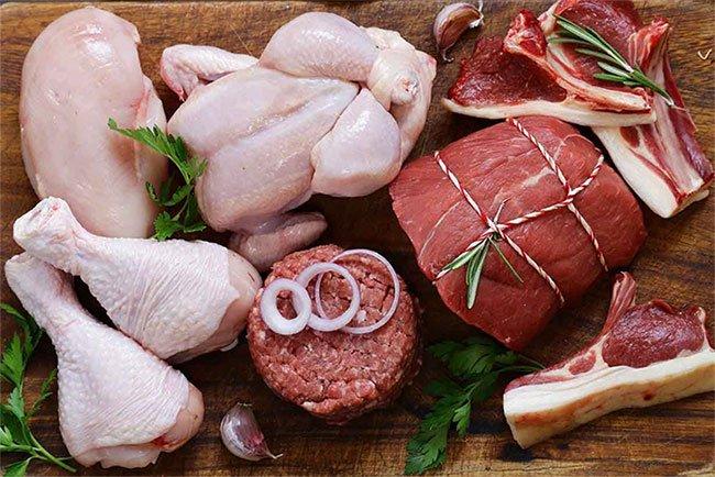 Ăn thịt trắng có thể hại ngang thịt đỏ