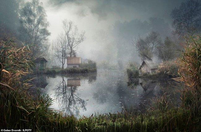 Ảnh chiến thắng cuộc thi Nhiếp ảnh gia Phong cảnh quốc tế