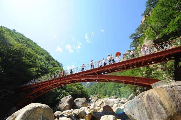 Ảnh độc: Triều Tiên đẹp như thiên đường khiến thế giới ngỡ ngàng