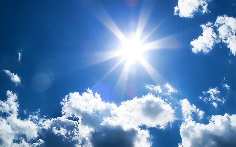 Ánh sáng mặt trời có thể tiêu diệt vi khuẩn trong nhà