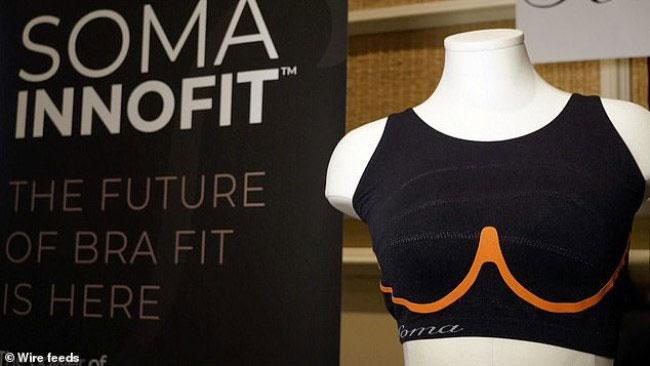 Áo ngực thông minh tự điều chỉnh kích cỡ