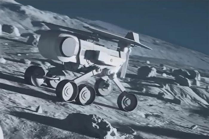 Australia bắt đầu chế tạo tàu thám hiểm Mặt trăng