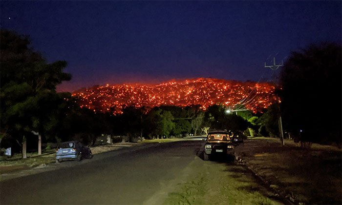 Australia phát triển vệ tinh dự đoán cháy rừng