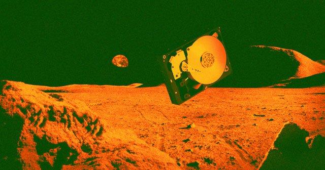 Bách khoa hoàn thưcủa con người đang trên đường đến Mặt trăng