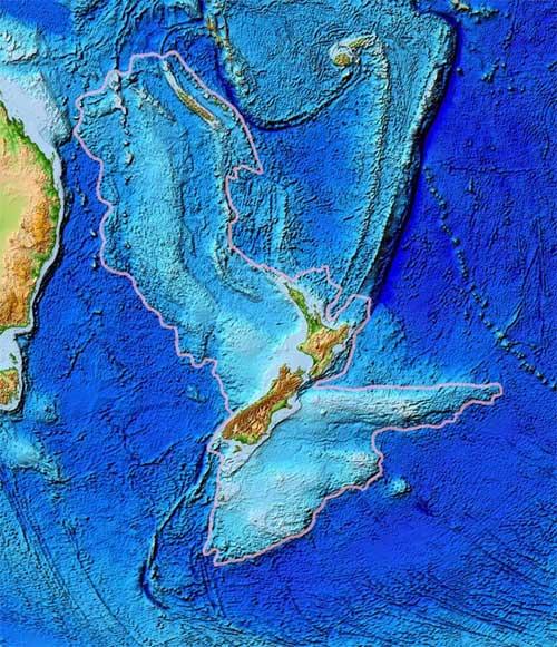 Bằng chứng mới về lục địa thứ 8: Hình thành 1 tỉ năm trước