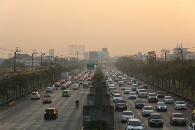 Bangkok sử dụng mưa nhân tạo để giải quyết ô nhiễm không khí