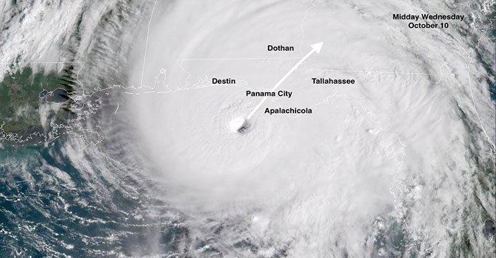 Bão cyclone, bão typhoon và bão tropical storm có gì khác biệt?