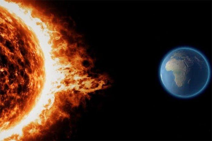 Bão mặt trời cực mạnh đang hướng tới Trái đất với tốc độ 1,6 triệu km/h