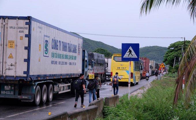 Bão Molave áp sát Quảng Nam - Quảng Ngãi