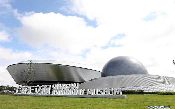 Bảo tàng Thiên văn học lớn nhất thế giới tại Thượng Hải có gì đặc biệt?