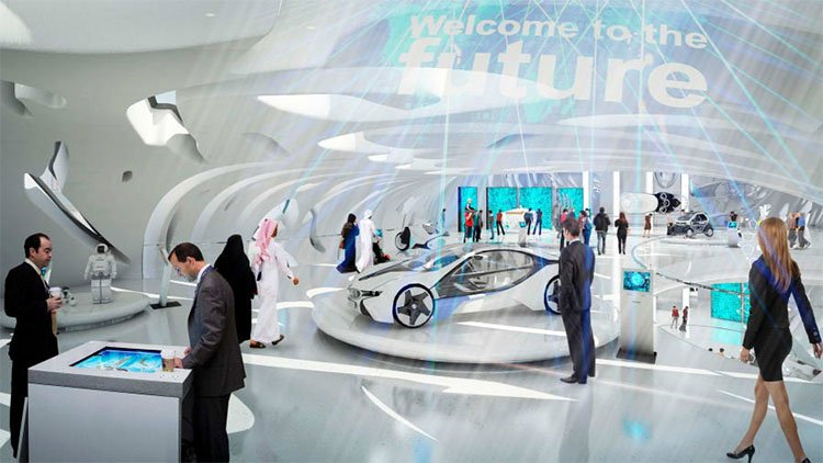 Bảo tàng Tương lai – Biểu tượng thế giới mới ở Dubai?