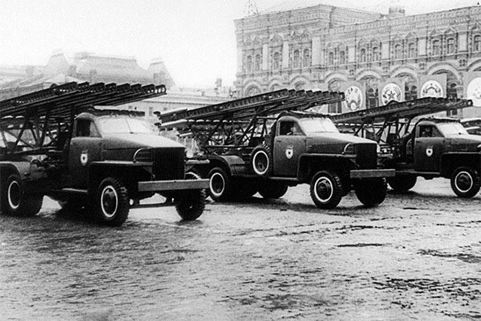 Bật mí về Katyusha - giàn pháo phản lực khiến phát xít Đức khiếp sợ