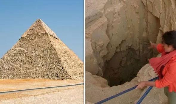 """Bất ngờ phát hiện """"kho báu khổng lồ"""" trong hố sâu 13m"""